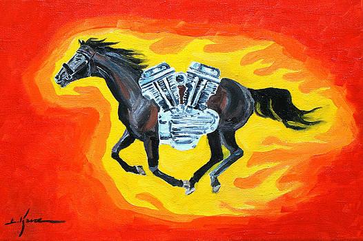 The Horsepower by Luke Karcz