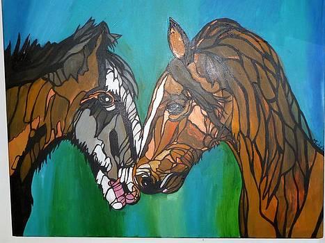 The Horses by Michelle Gonzalez