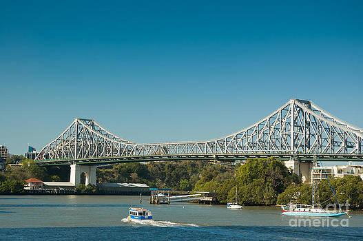 David Hill - The Icon of Brisbane - Story Bridge