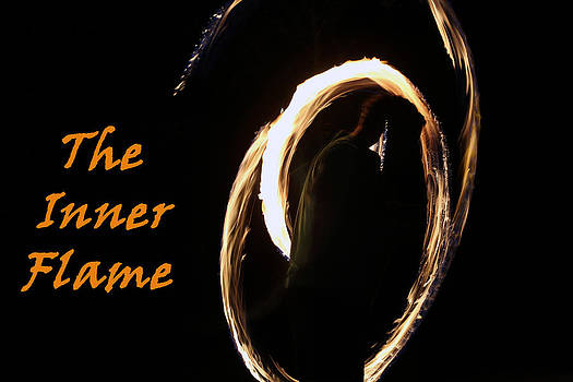 The Inner Flame by April Wietrecki Green
