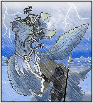 Jason Girard - The Iron Wing Giant