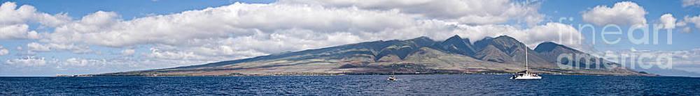 The Isle of Maui by Chris Ann Wiggins