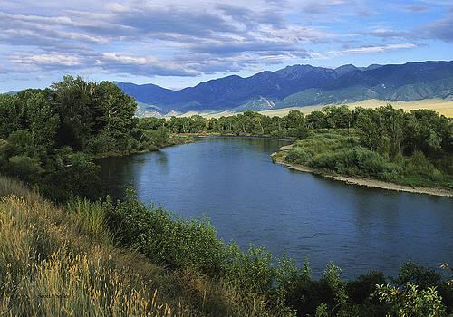Scott Wheeler - The Jefferson River