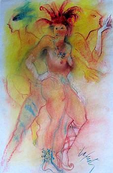 The Jestor  by Josie Taglienti