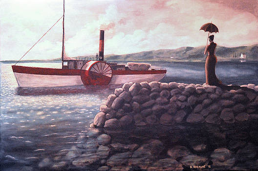 The Jetty by Dave Rheaume