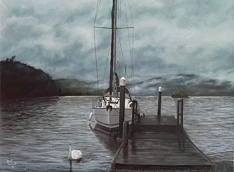 the Jetty by Paul Bennett