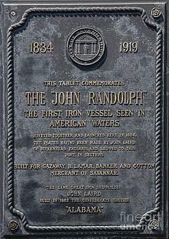 Dale Powell - The John Randolph