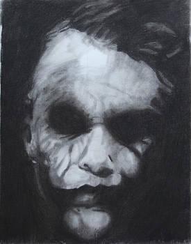 The Joker by Aaron Balderas