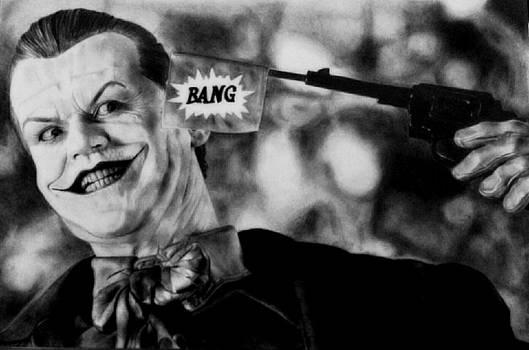 The Joker by Kohdai Kitano