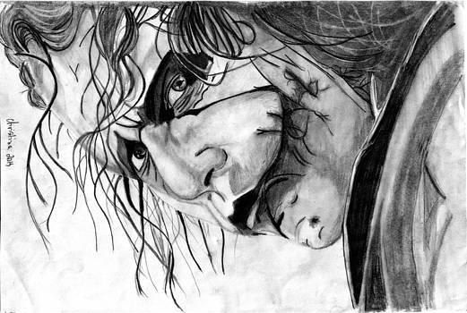 The Joker by Kristina Mladenova