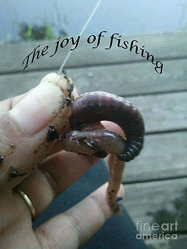 The Joy of fishing by Robin Coaker