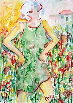 The Joy of Gardening by Phong Trinh