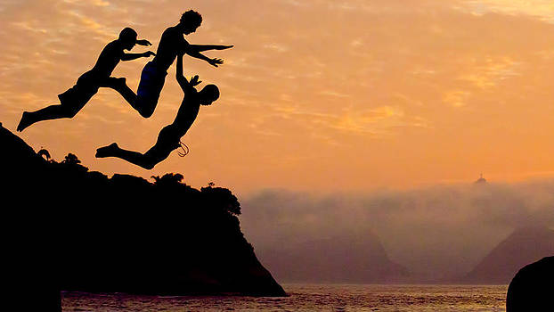 The jump by Philipe Kling David