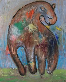 The Kind Beast by Cynthia Van Leeuwen
