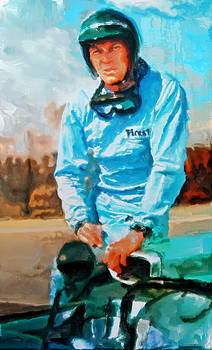 The King Of Cool by Alan Greene