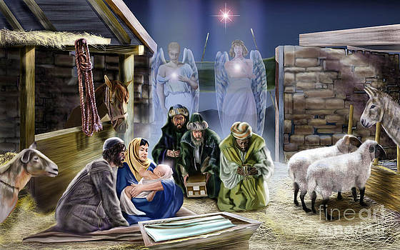 The King of Kings is Born by Reggie Duffie