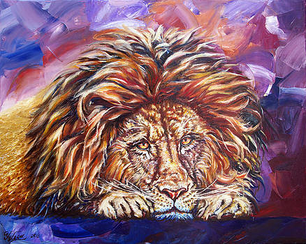 The King by Yelena Rubin