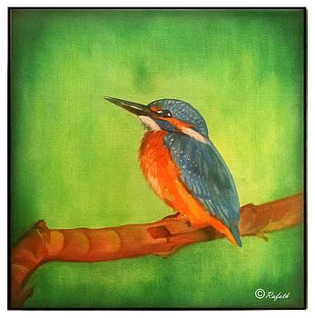 The Kingfisher by Rafath Khan