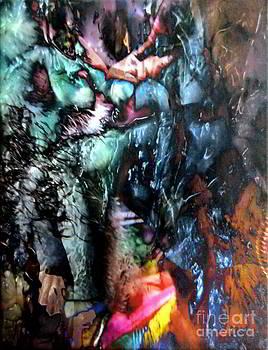 The Kiss by Dov Lederberg