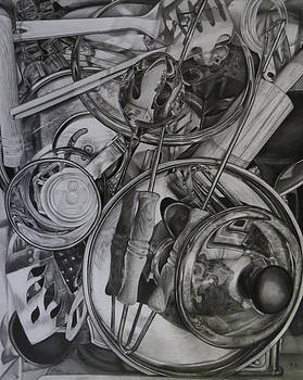 The Kitchen Drawer by Tara Aguilar