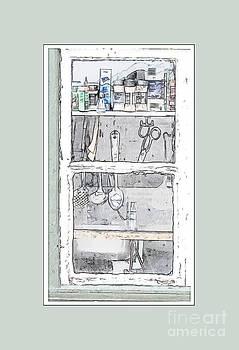 Heiko Koehrer-Wagner - The Kitchen Window