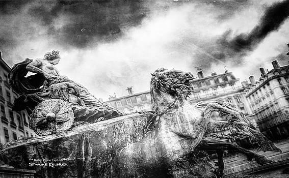 The Knight of Freedom by Stwayne Keubrick