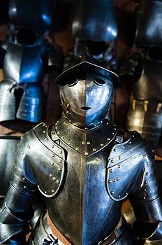 The Knight by Pedro Nunez