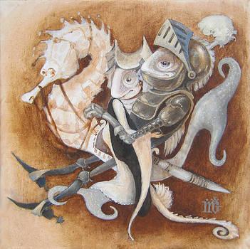 The Knight Tale by Marina Gnetetsky