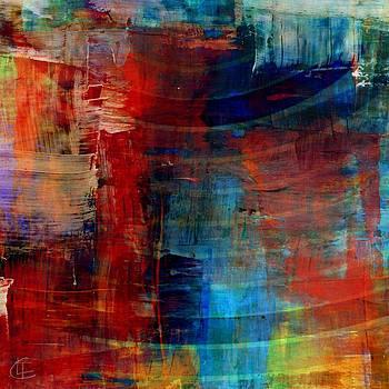 The koi pond by Cynthia Lund Torroll