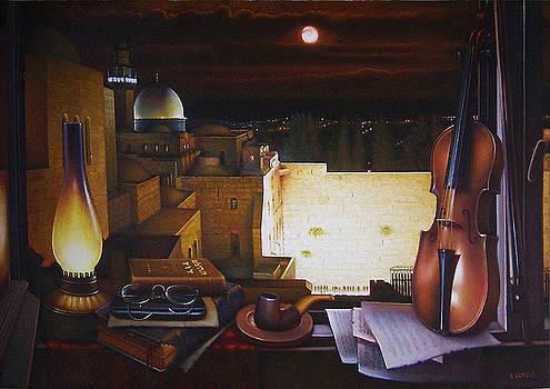 The Kotel. by Eduard Gurevich