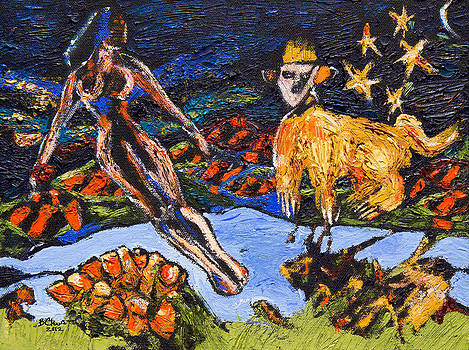 Brenda Clews - The Lady and the Chimera