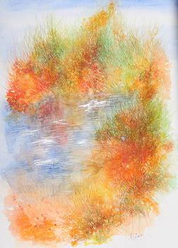 The Lake by Ashima Kaushik
