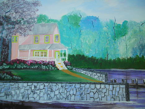 The Lake House by Linda Bright Toth