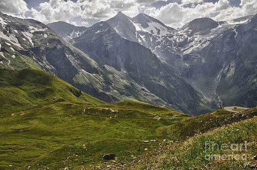 The Land of Enchantment Austria Hohe Tauern National Park by Gerlinde Keating - Galleria GK Keating Associates Inc