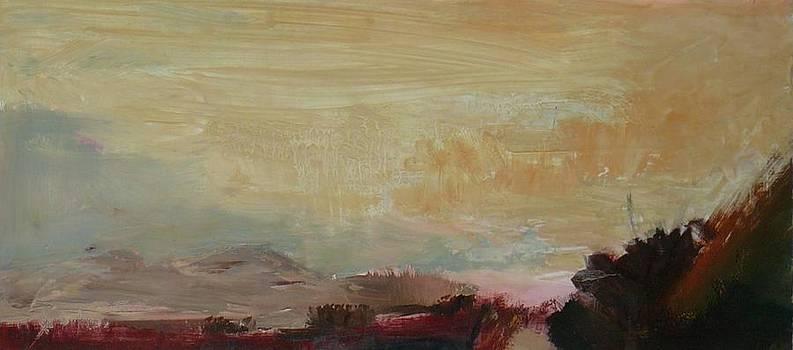The Landscape by Irena  Jablonski