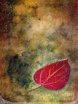 The Last Autumn Leaf by Angela A Stanton