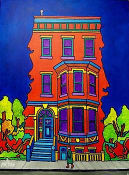 The Last Brownstone by Nick Piliero