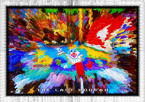 Joe Paradis - The Last Hoorah