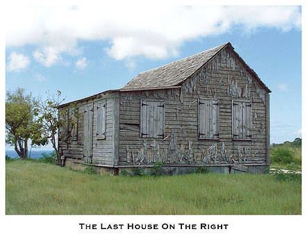 The Last House on the Right by Lorenzo Laiken
