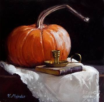 The Last Pumpkin by Viktoria K Majestic
