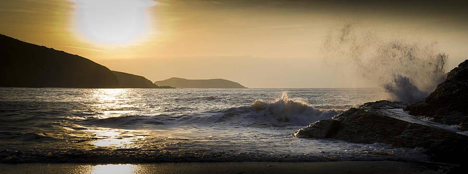 The last splash by Andrew James