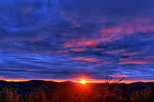 Matt Swinden - The Last Sunrise in July