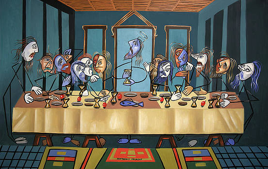 The Last Supper by Anthony Falbo