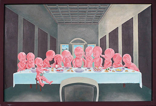 The Last Supper by Michele Conner