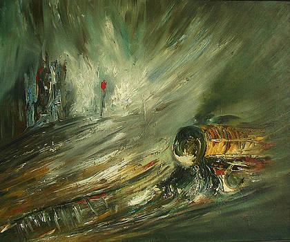 The Last Train by Shankhadeep Bhattacharya