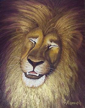 The Laughter Of The King by Gary Rowell