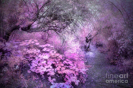 The Lavender Dreams of Trees by Tara Turner