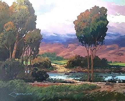The Lazy River by Lynne Fearman