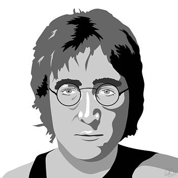The Legend John Lennon by Paul Dunkel