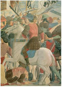 Piero Della Francescs - The Legend of the True Cross